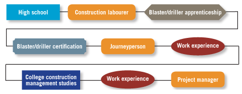 Sample management career paths – Sample Management