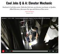 Elevator Constructor/Mechanic | Careers in Construction