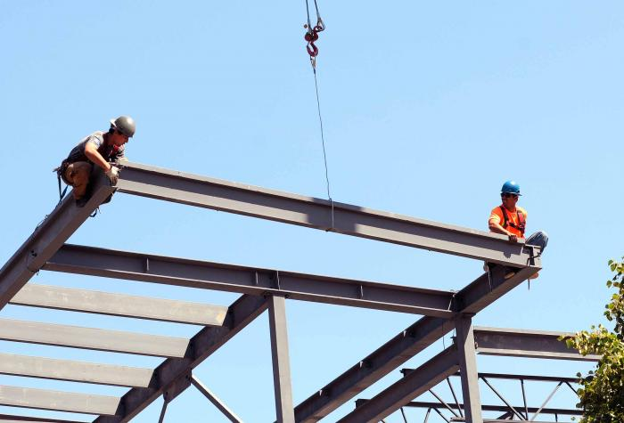 Ironworker/Structural Metal Fabricator and Fitter | Careers