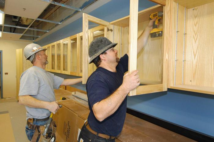 Cabinetmaker Careers In Construction