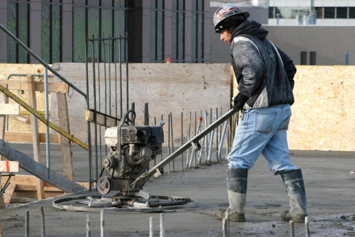 Concrete Finisher Careers In Construction