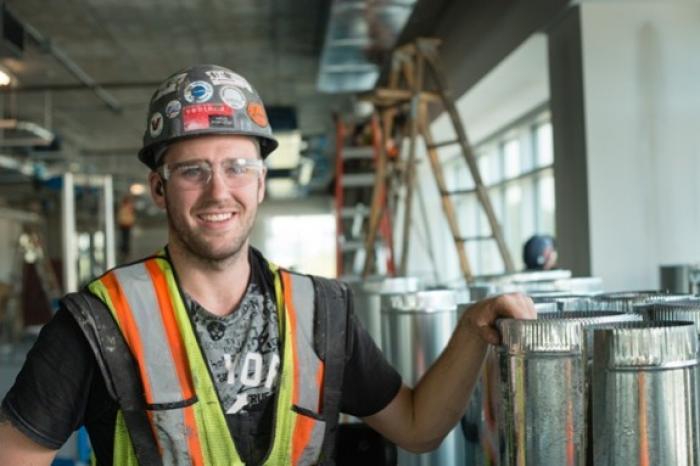 Sheet Metal Worker Careers In Construction