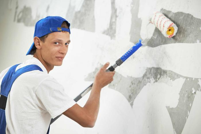 Painter And Decorator Careers In Construction