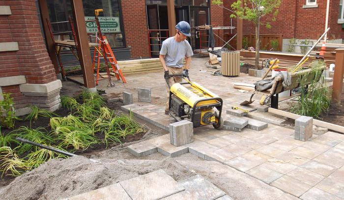 Landscaper Careers In Construction