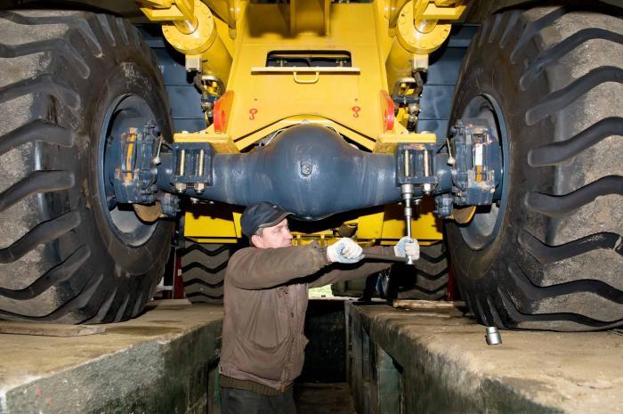 Heavy-Duty Equipment Mechanic   Careers in Construction